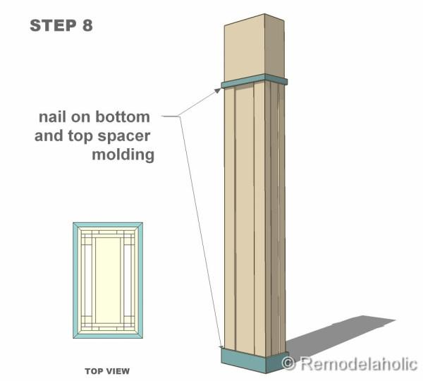step 08 column construction final