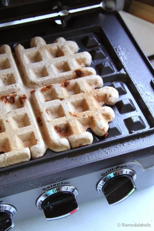 Fast Belgian Waffles Recipe-4