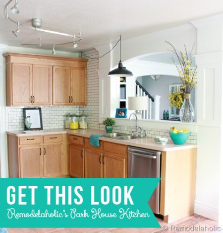 Get This Look - Remodelaholic's Park House Kitchen