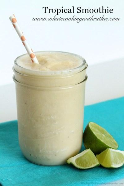 Tropical-Smoothie-recipe