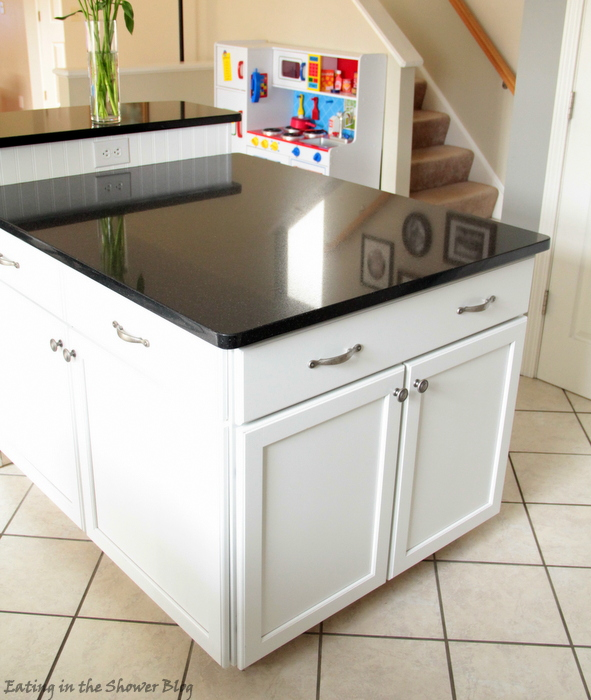 Kitchen Finishing And Cover Cabinets Youtube