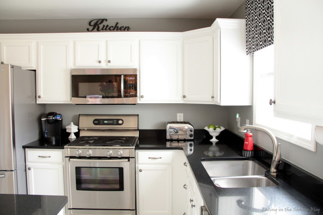 high quality white kitchen cabinets black and white kitchen remodel with painted cabinets 16339