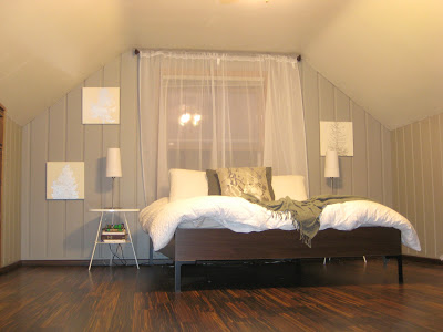 Painting Pine Paneling, By ReFind Featured On Remodelaholic
