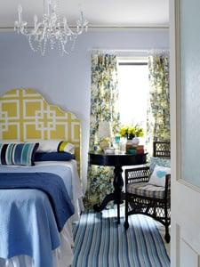 patterned master bedroom thumb