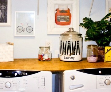 small laundry ideas feature, Hoot Designs