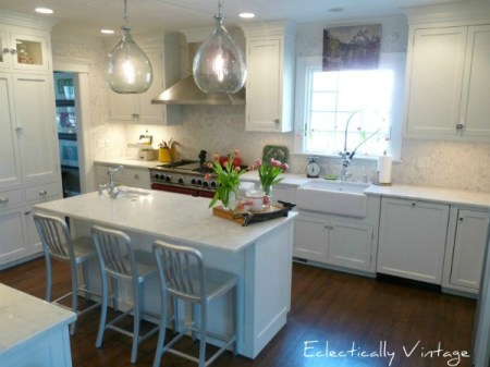 8-23, home reveal, Eclectically Vintage on A Stroll Through Life