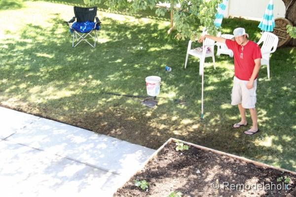 DIY concrete patio part two-29-2