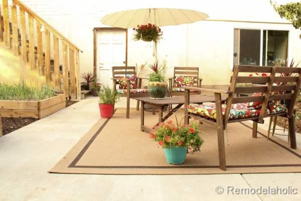 DIY concrete patio part two-41-2