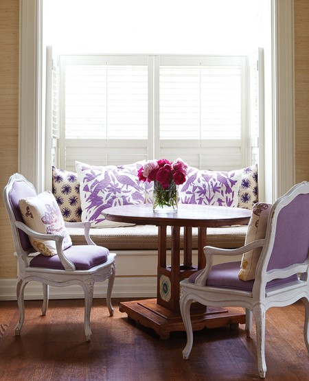 breakfast banquette bench, House and Home