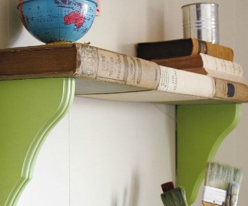 diy shelving ideas