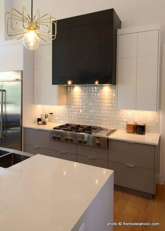 Grey And White Kitchen Cabinetry And Design Ideas, UVPH 2018 Home 7 Davies Design Build, Emily Watson Designer (Davies Desi (42)