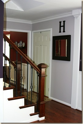 open stair remodel, The Henry Family Adventures on Remodelaholic