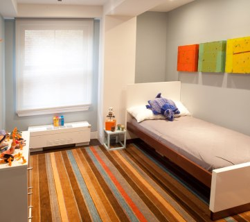 Designing Kids' Spaces