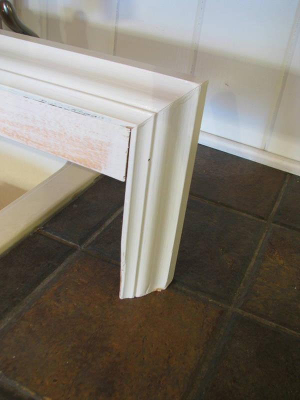 add crown molding to cabinet using a separate piece