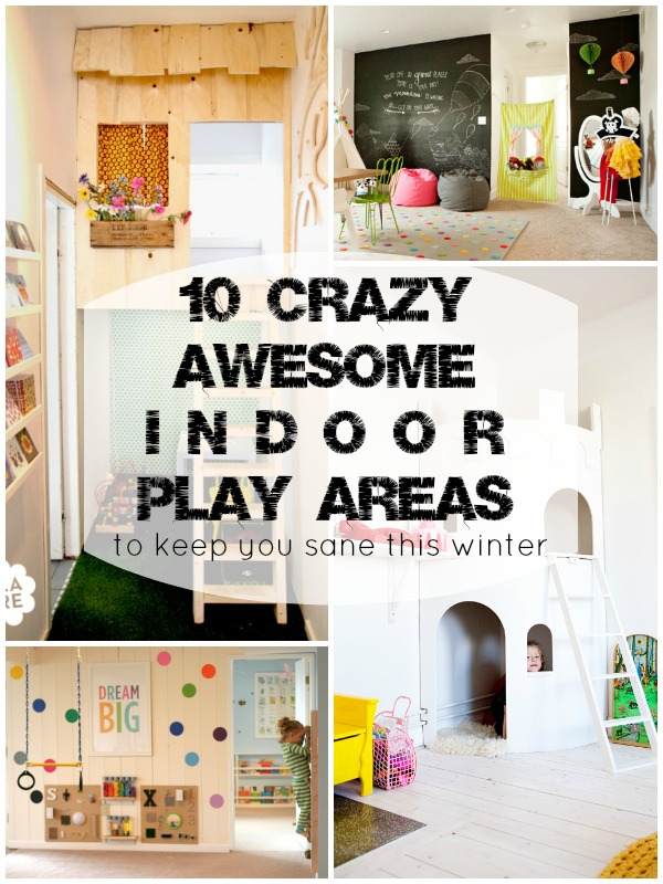 Playroom Art Display