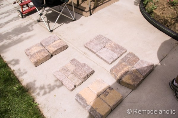 diy seat wall and fire pit kit-4