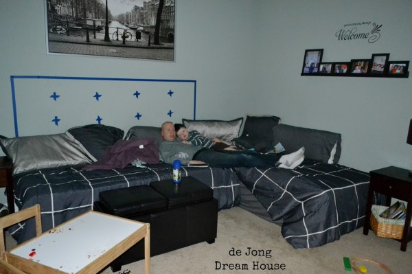 flex room as sick room