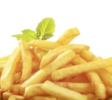 recipes for healthy french fries via Tipsaholic.com