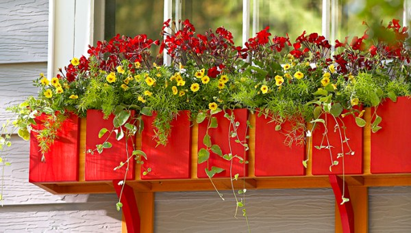 window box - diy tutorial, Lowe's Creative Ideas