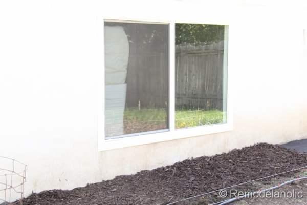 wood shutters for new window