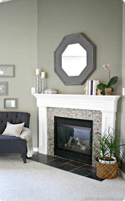 how-to-decorate-mantel-thirfty-decor-chick