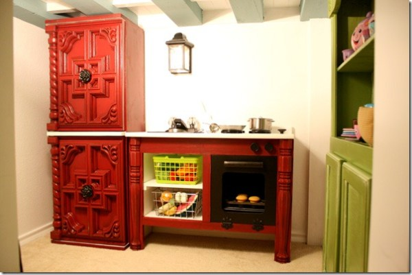 Kids Cottage Play Kitchen Remodelaholic
