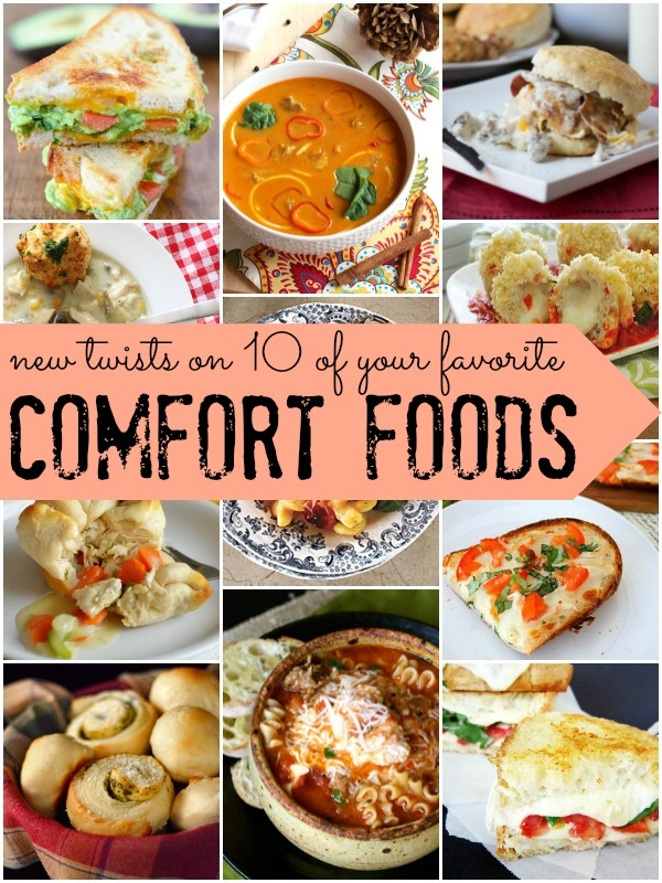Remodelaholic Top Ten Comfort Foods For Fall And Link Party