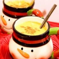 pumpkin spice steamers