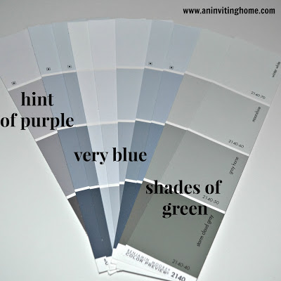 01-03 tips for selecting the right gray paint, An Inviting Home
