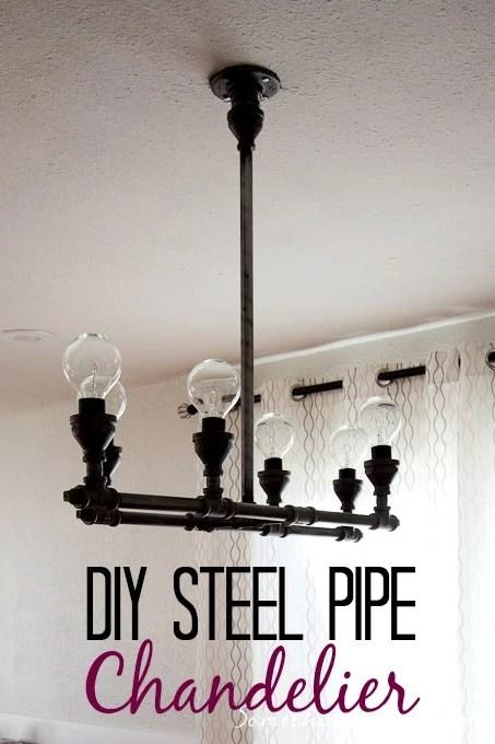 01-10 DIY-pipe-chandelier, Something Is Done