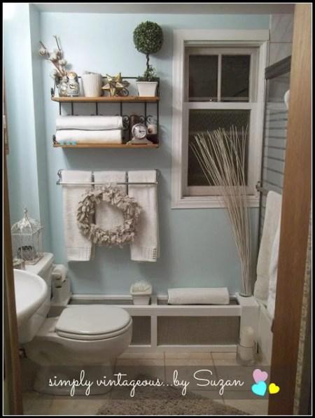 01-17 bathroom makeover, Simply Vintageous