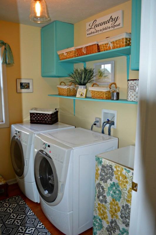 01-17 laundry room, Chernee's House