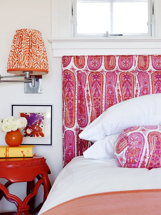 Remodelaholic Little Girl S Pink Bedroom: Best Colors For Your Home: Fuchsia