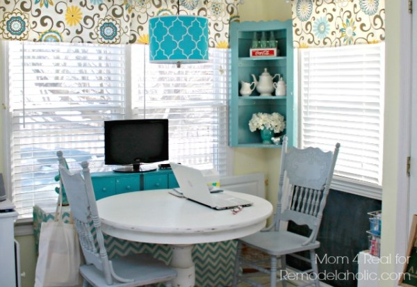 Mom-4-Real-Breakfast-Nook-turned-Cottage-Office-Space