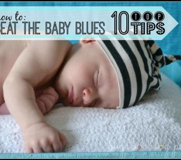 How To: Beat Those Baby Blues