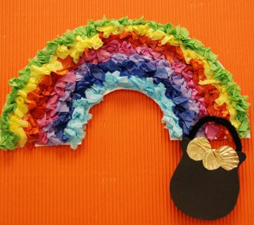 10 Clever St. Patty's Day Crafts for Kids - Tipsaholic.com