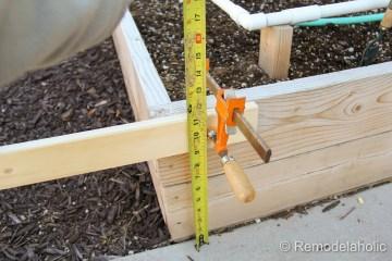 Vegetable Garden Arbor DIY Plans-5