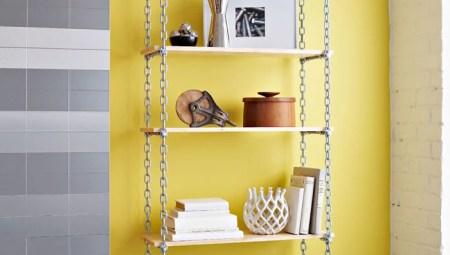 industrial chain shelf