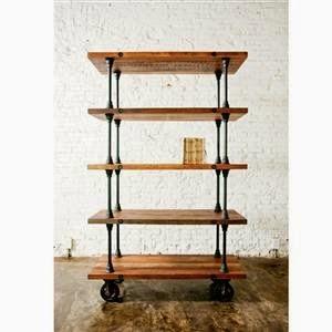 Remodelaholic | Build a Budget-Friendly Industrial Shelf ...