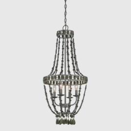 chandelier before makeover, Life on Virginia Street on Remodelaholic