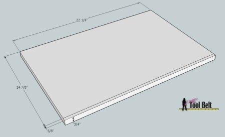 media center building plans - bookshelf 5, Her Tool Belt on Remodelaholic