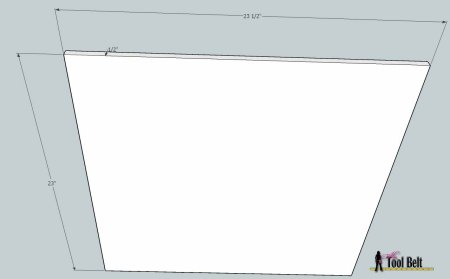 media center building plans - cabinets 5, Her Tool Belt on Remodelaholic