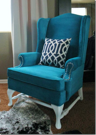 reupholster painted upholstery
