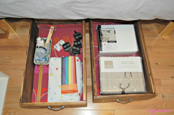 underbed storage crates DIY, DIY Passion on Remodelaholic