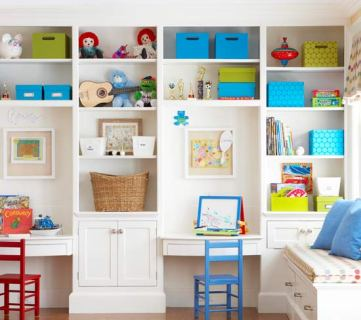 5 steps to an organized playroom - Tipsaholic.com