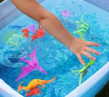 30 Water-Fun Crafts and Activities Your Kids Will Love - tipsaholic, #watergames #summer #wateractivities