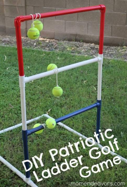 DIY-Patriotic-Ladder-Golf