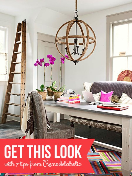 Get This Look - Bold Study-Home Office
