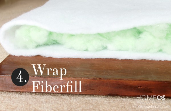 Headboard-Wrap Fiberfill-for Remodelaholic.com