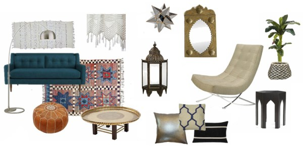 Moroccan Chic header